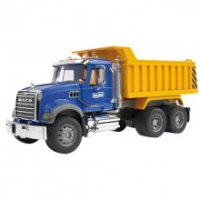 Camion Mack Granite camion benne 1:16