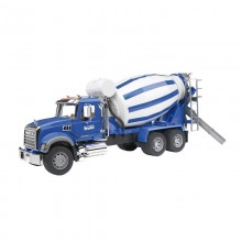 Camion Mack Granite camion betonniere 1:16