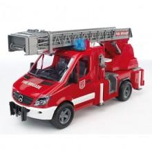 Camion Mercedes Benz Sprinter camion de pompier 1:16