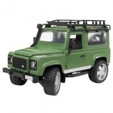Voiture Land Rover Defender 1:16