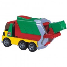 Roadmax Roadmax camion poubelle 1:16