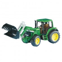 Tracteur John Deere 6920 avec chargeur 1:16