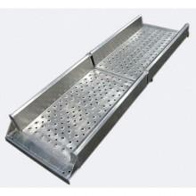 Gallagher Plateforme divise aluminium bovin