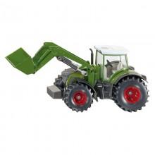 Tracteur avec accessoire Fendt avec chargeur frontal 1:50