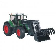 Jouet Tracteur avec accessoire Fendt 936 Vario avec chargeur