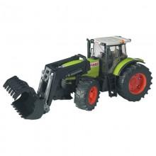 Jouet Tracteur avec accessoire Claas Atles 936 RZ avec chargeur 1:16