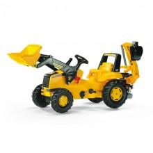 Jouet Tracteur avec accessoire RollyJunior CAT
