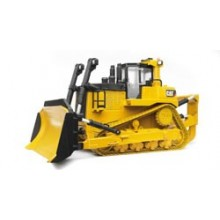 CAT bulldozer a chenille 1:16