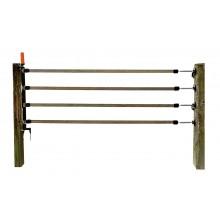 Portes 4 rubans - 40mm terra 6m