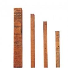 Piquets  intermédiaire 3,8x2,6cm - 1,26m