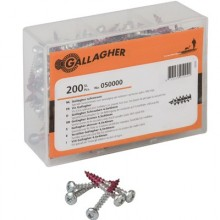 Vis Gallagher boite 200 pcs