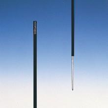 Gallagher, Piquet PVC 0,50m noir  x 10