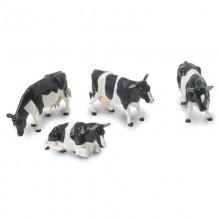 Animaux Vaches Holstein (4)