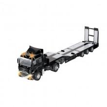 Camion MAN surbaisse+telecommande 1:32