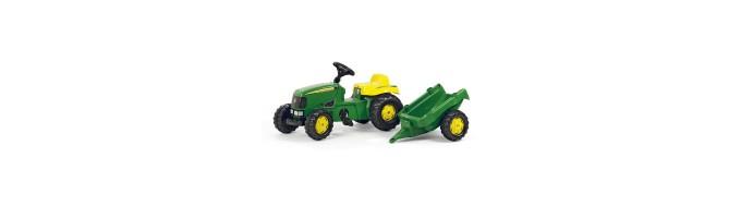 Porteur et tracteur à pédales