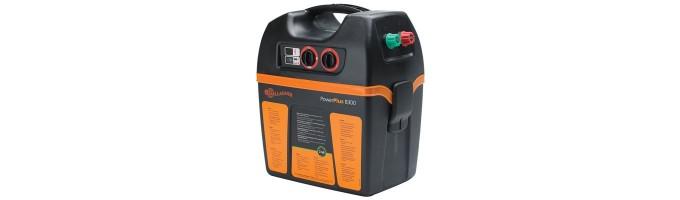 Electrificateurs sur batteries